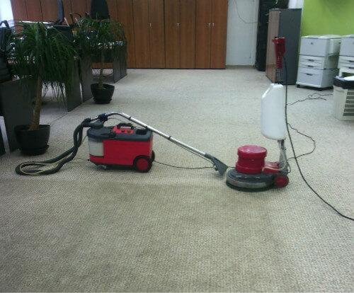 клининг ковровых покрытий