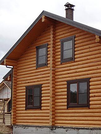 мойка деревянных окон