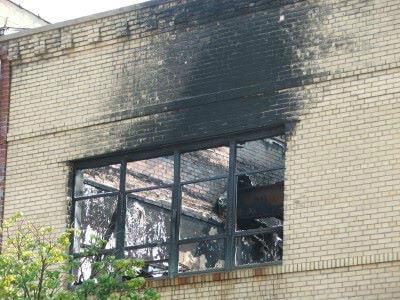 уборка помещения после пожара спб