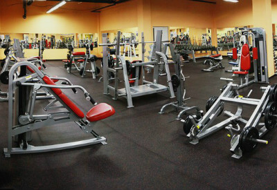 уборка фитнес клубов