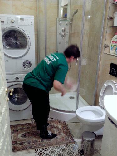 Уборка квартиры после тараканов
