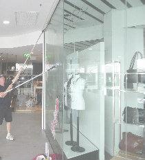 уборка торговых помещений и торговых центров