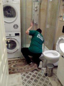 Поддерживающая уборка в СПб