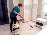 Уборка квартиры после дезинсекции