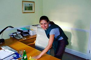 ежедневная уборка офисов в СПб