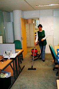 ежедневная комплексная уборка офиса