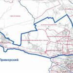 Уборка Приморский район